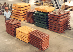Jaw Crusher wea parts