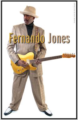 Fernando Jones