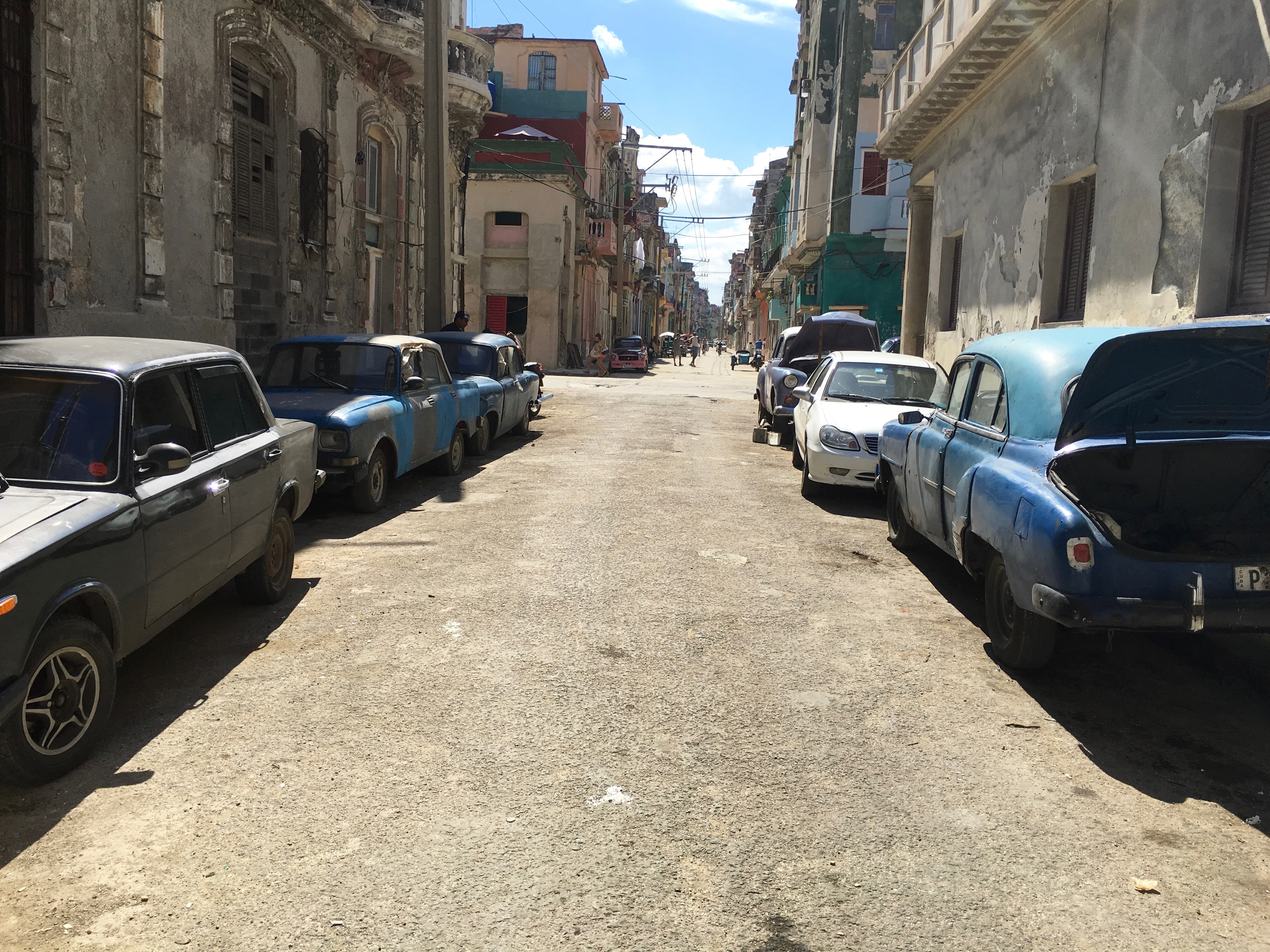 Havana Cars by Fernando Jones