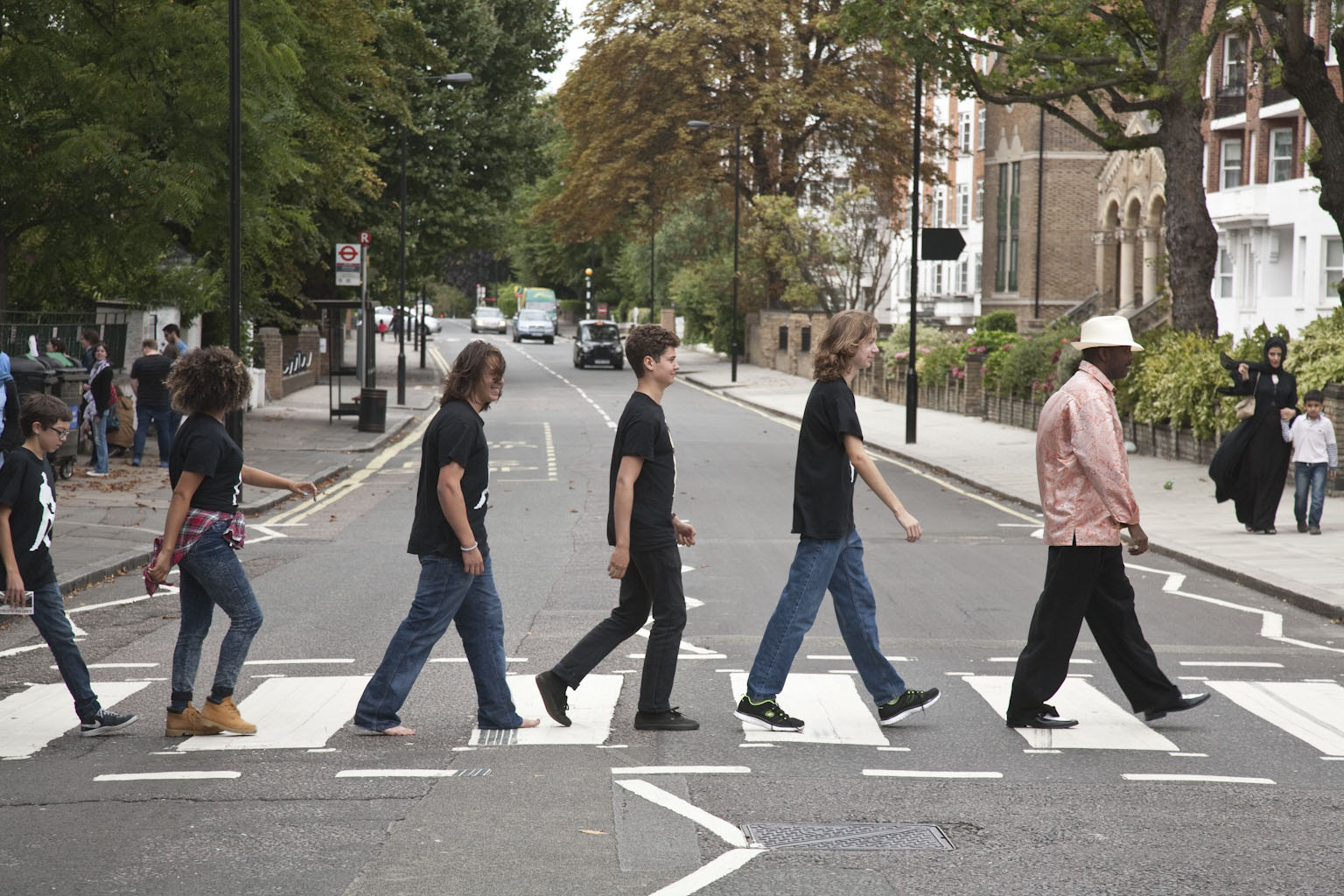 Abbey Road by Tavo Olmos