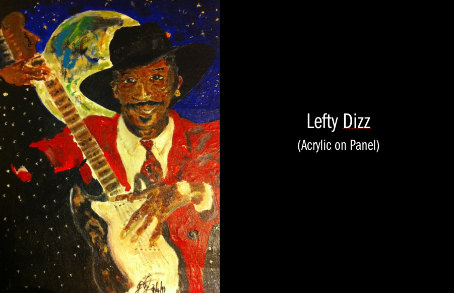 Lefty Dizz