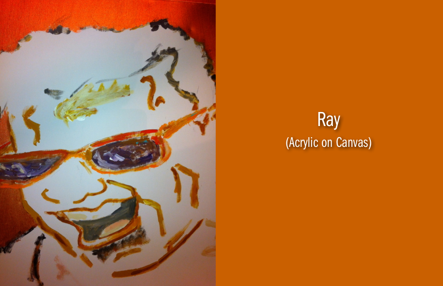 Ray  by Fernando Jones