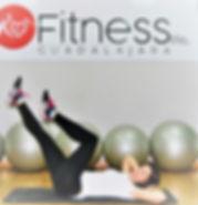 Gimnasio FitnessLife Guadalajara Centro de entrenamiento personal Indoor triathlon, yoga, pilates máquina, electroestimulación, running, elements
