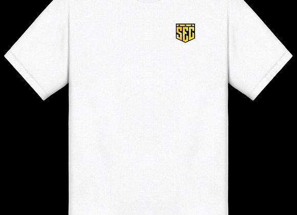SEC Original Logo Tee - White