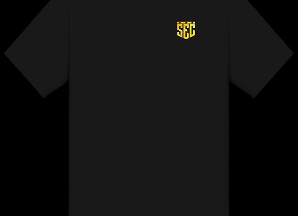 SEC Original Logo Tee - Black