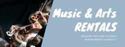 Music & Arts Rentals