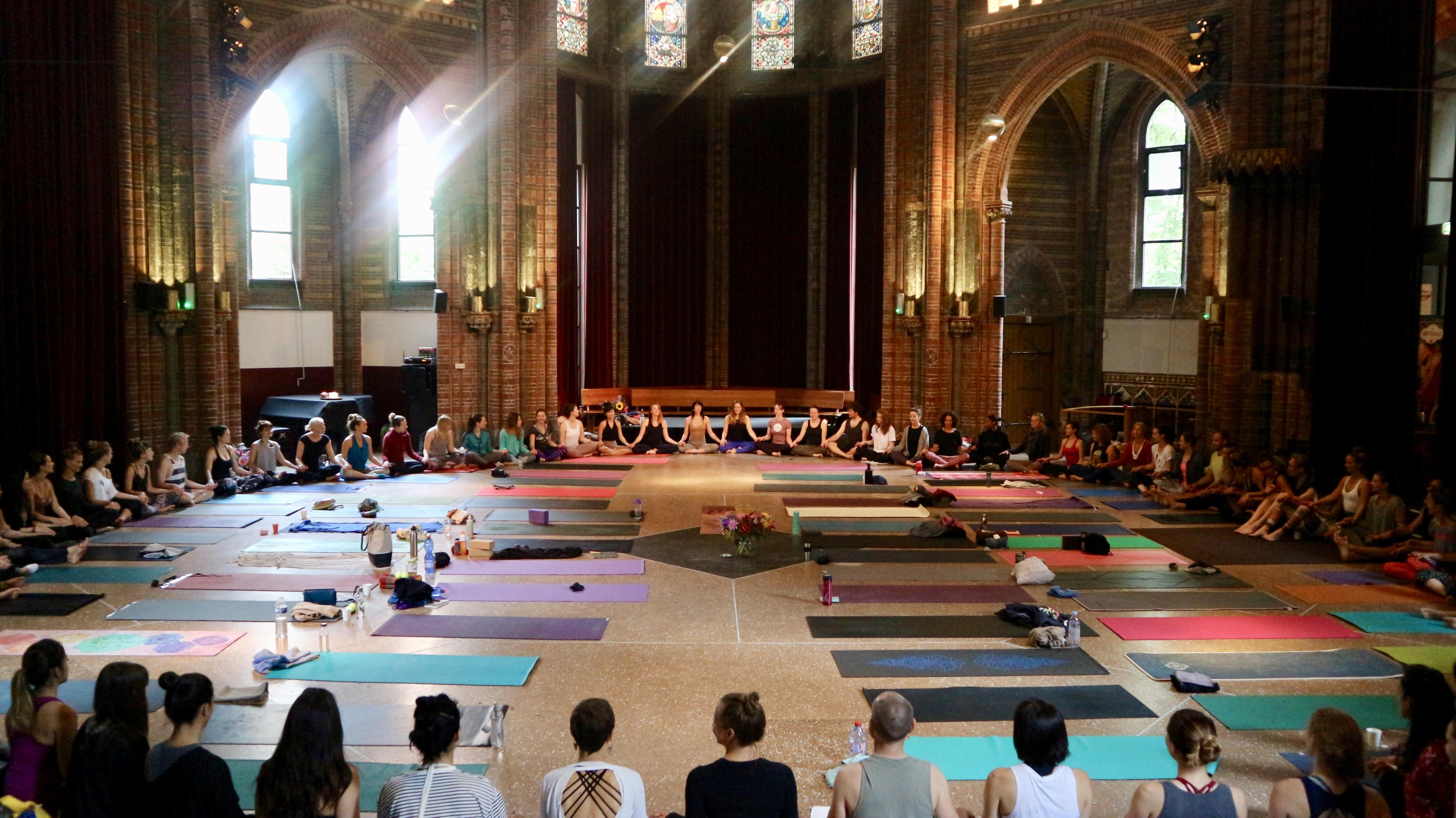 Yoga Intensive Dylan Werner
