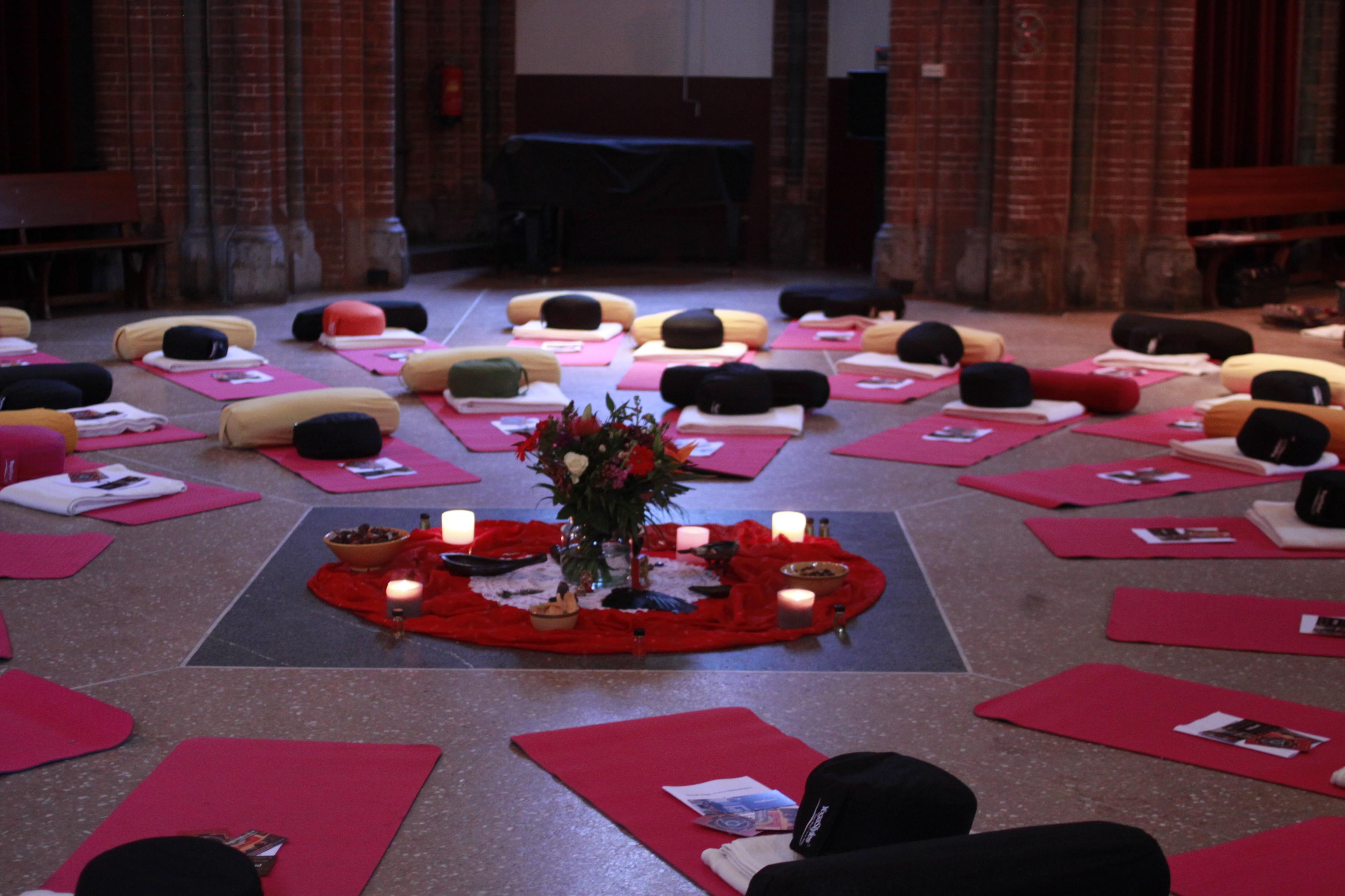 Yoga Nidra with Uma Dinsmore Tuli