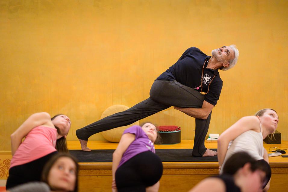 Dharma Mittra | Photo by: Jeffrey Vock