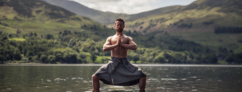 Forrest Yoga Masterclass with Finlay Wilson