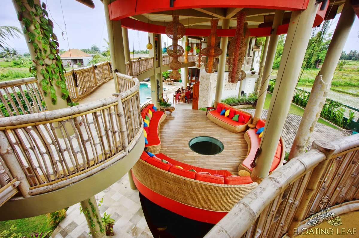 Yoga Retreat accommodation Bali