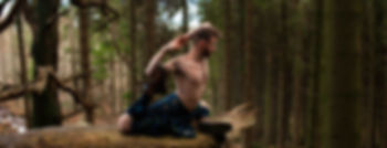 Forrest Yoga Intensive with Finlay Wilson