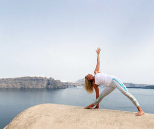 Yoga Retreat Greece with Nele van Poucke and Suze Retera