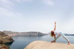 Nele van Poucke Yoga Retreat Greece