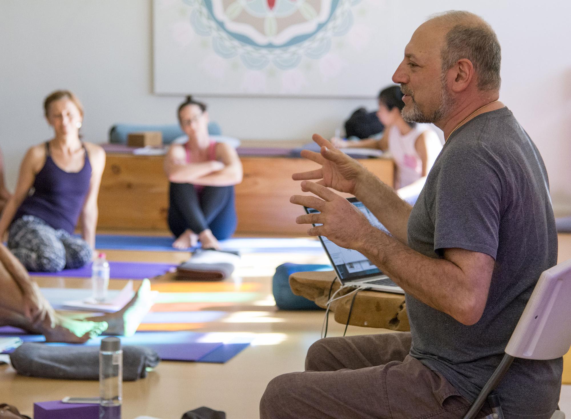 Leslie Kaminoff yoga