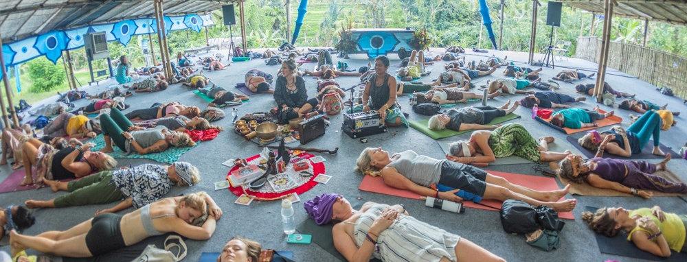 Yoni Shakti Women Yoga with Uma Dinsmore Tuli
