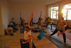 Yoga Intensive with Nicole Bongartz