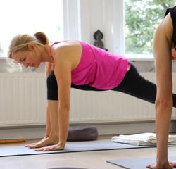 Montserrat G. Mukherjee Yoga Therapy