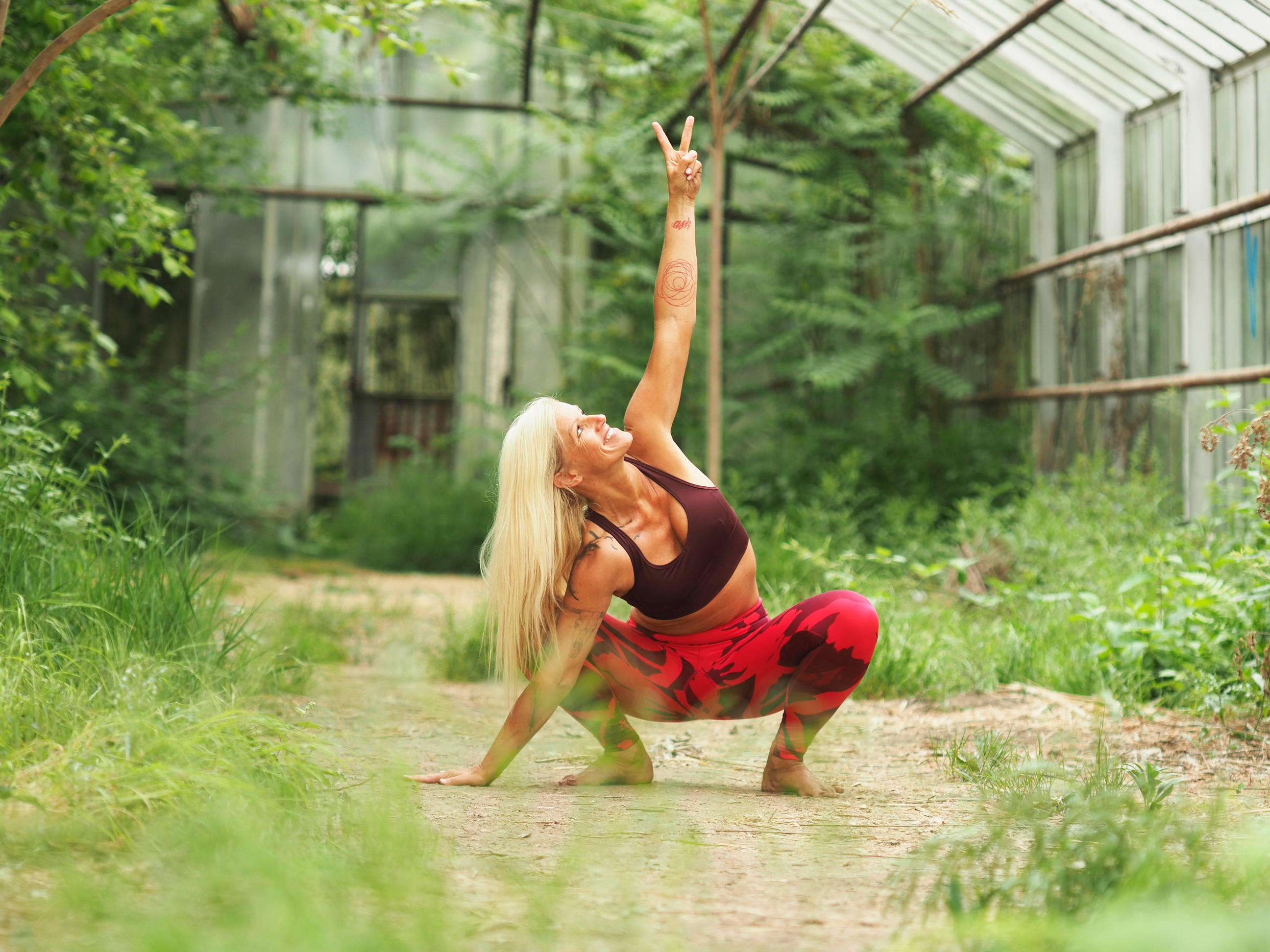 Yoga Teacher Sonia Taylor Bach