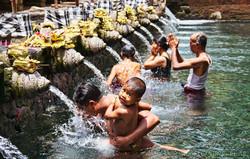 Water Ceremony Bali Retreat