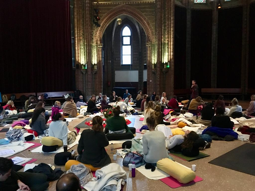 Yoga Nidra weekend Amsterdam