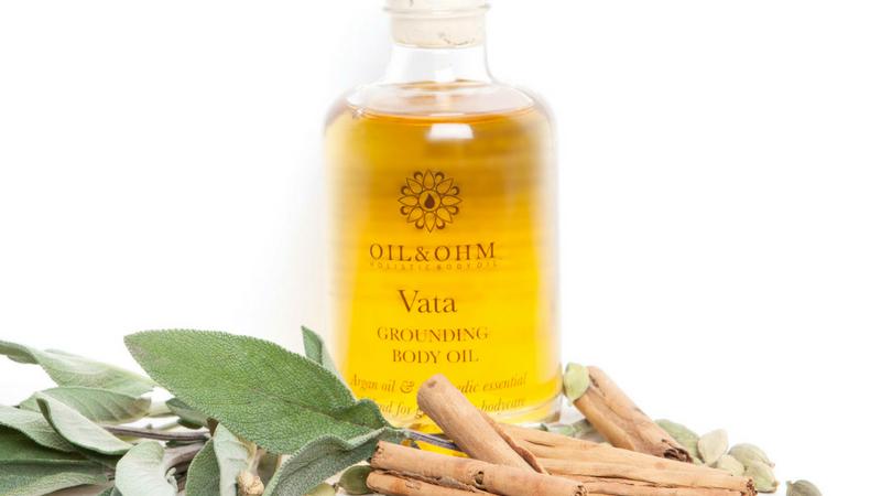 Vata Body Oil - 100 ml