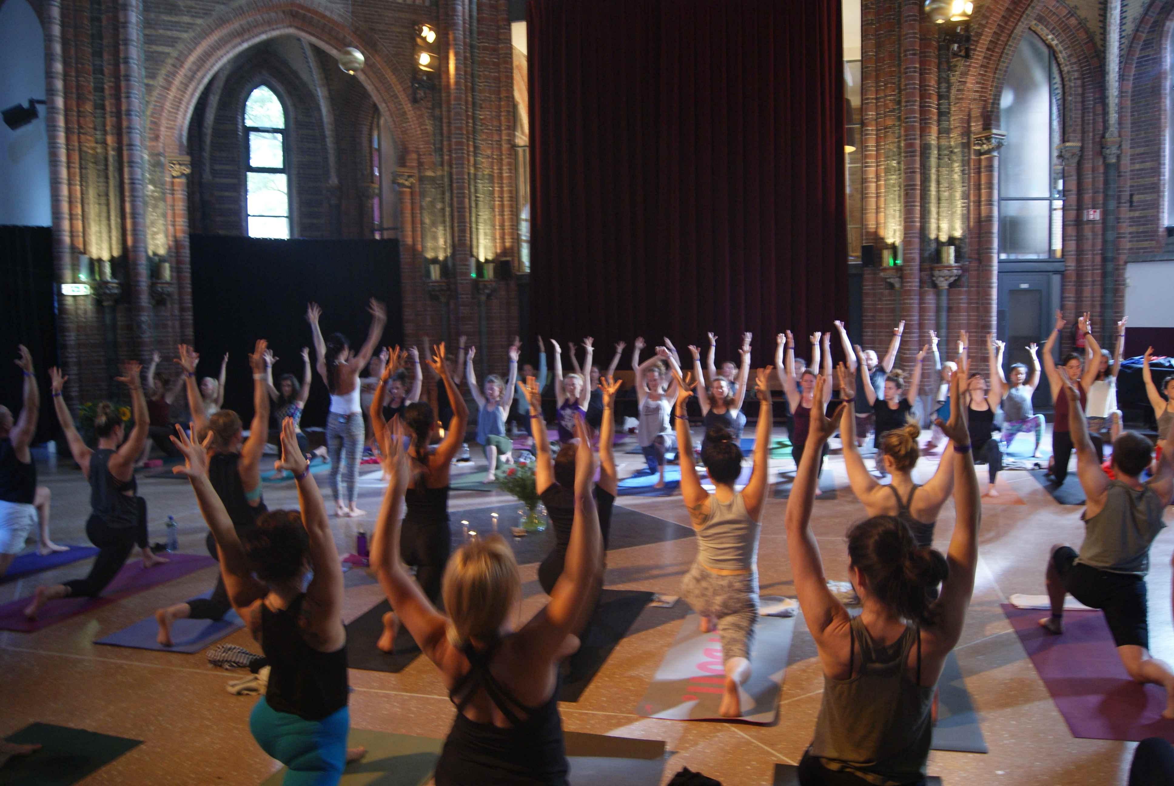 Global Flow Yoga Intensive Amstedam