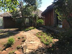 Accommodation at Zulu Falls
