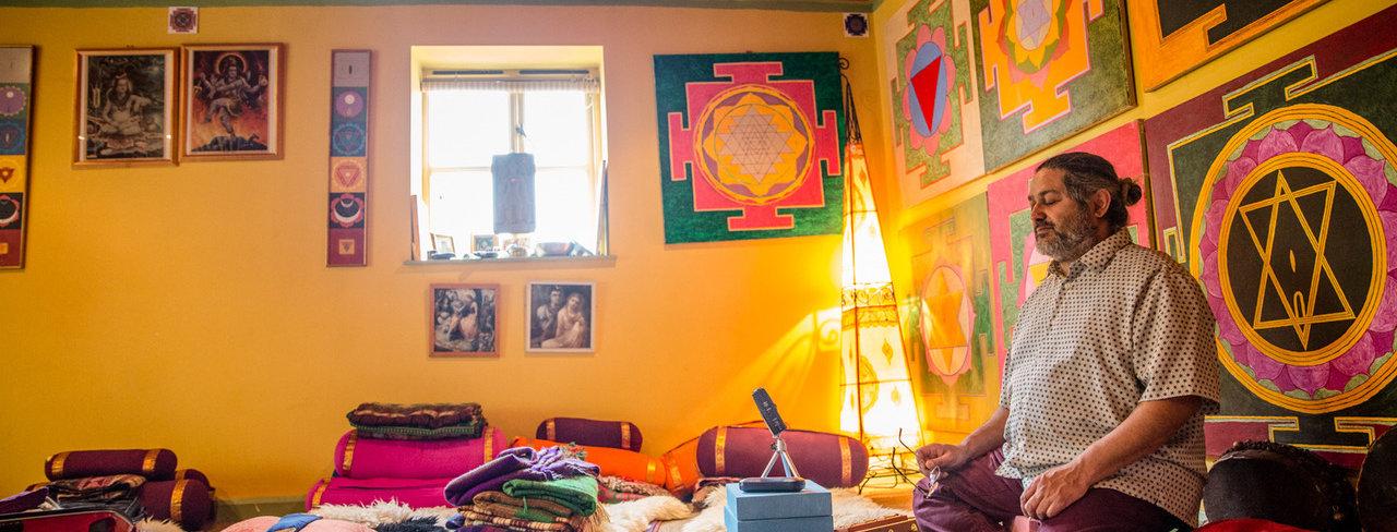 Hypnotic Languge for Yoga Nidra with Nirlipta Tuli