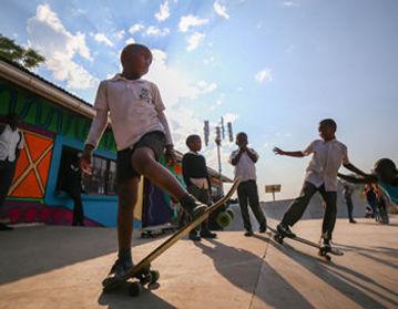 Thanda Community Center Souh Afica