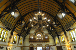 Van Houtenkerk in Weesp