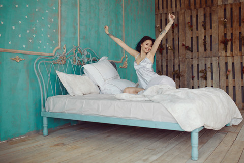 10 Tips For Restful Sleep and Sweet Dreams