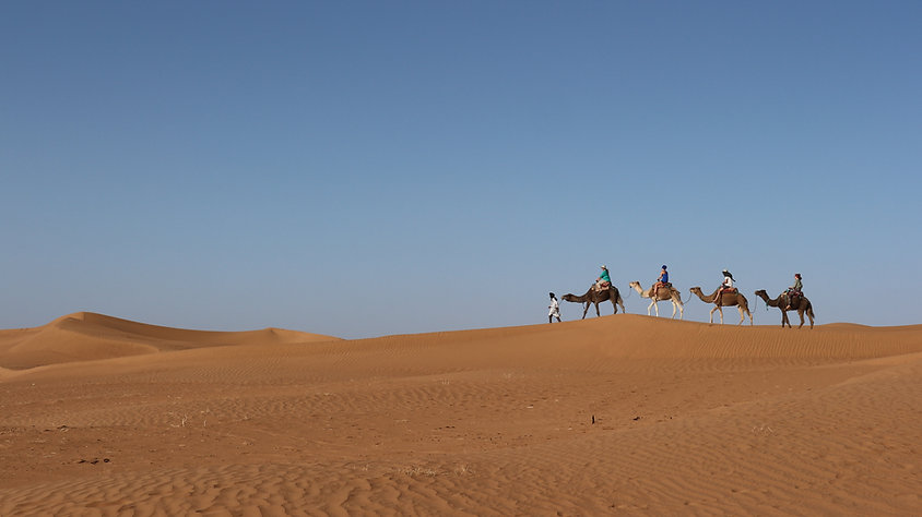 Yoga Retreat Morocco