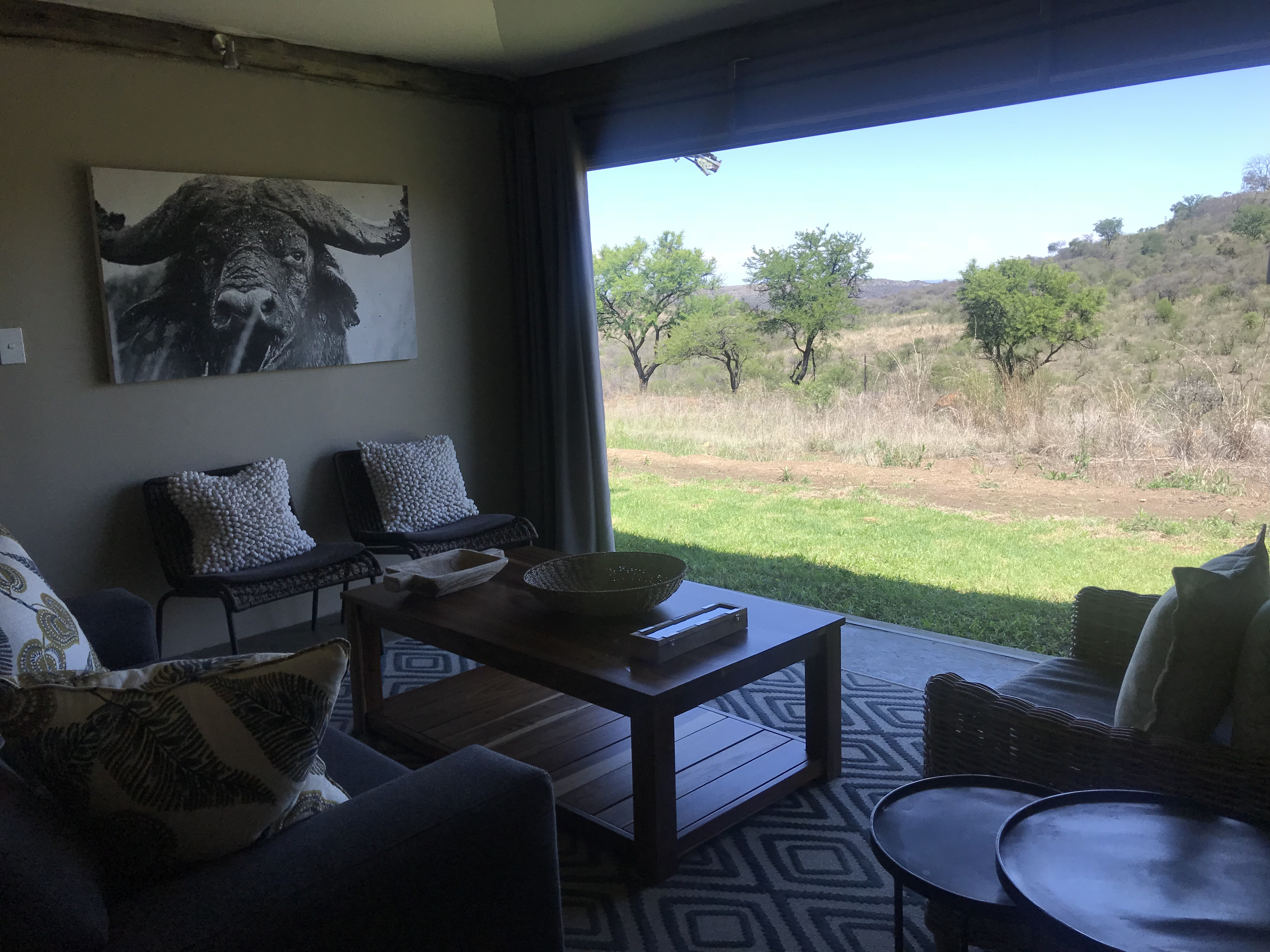Nambiti Safari Lodge