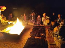 Yoga Retreat in Moroccan Desert