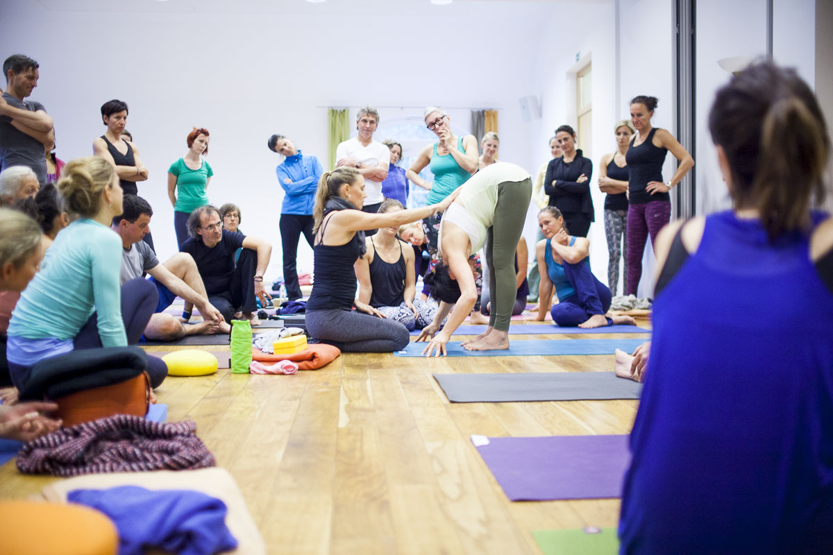 Global Flow Yoga Intensive Germany