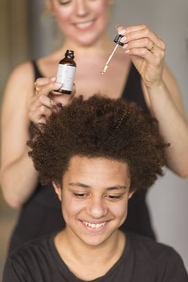 Oil&Ohm Hair oil