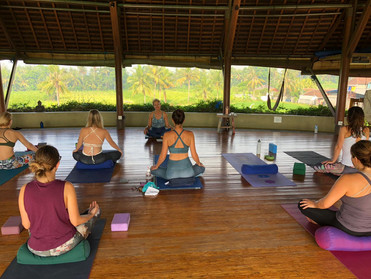 Bali Retreat with Monique Buder