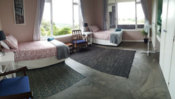 Double room at Pumula Retreat