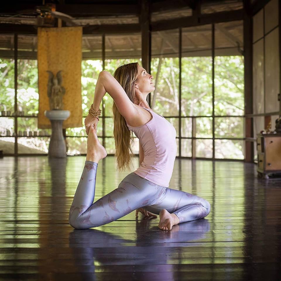 Yoga with Suze Retera
