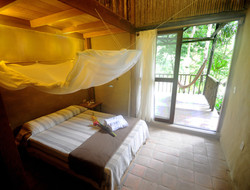 Double room at the Ecolodge