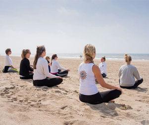 Yoga Weekend with Irina Verwer in Zandvoort