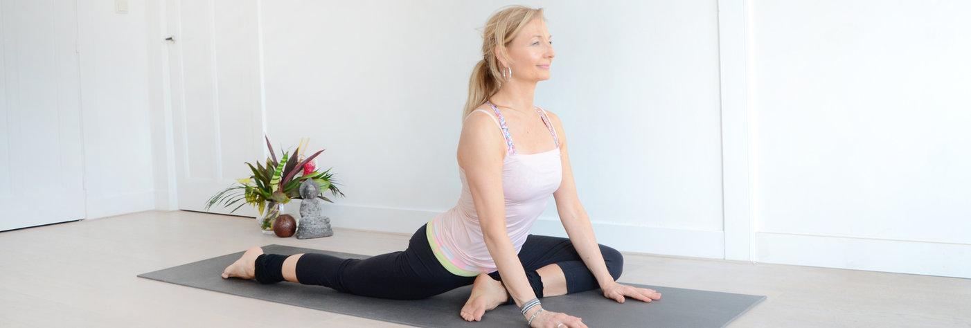 YogaTherapy Retreat Zandvoort