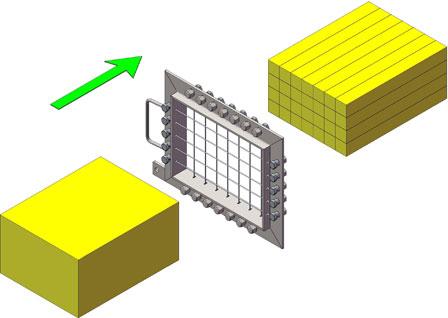 MS10 product flow diagram