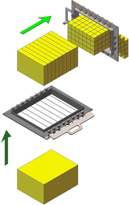 MS20 product flow diagram