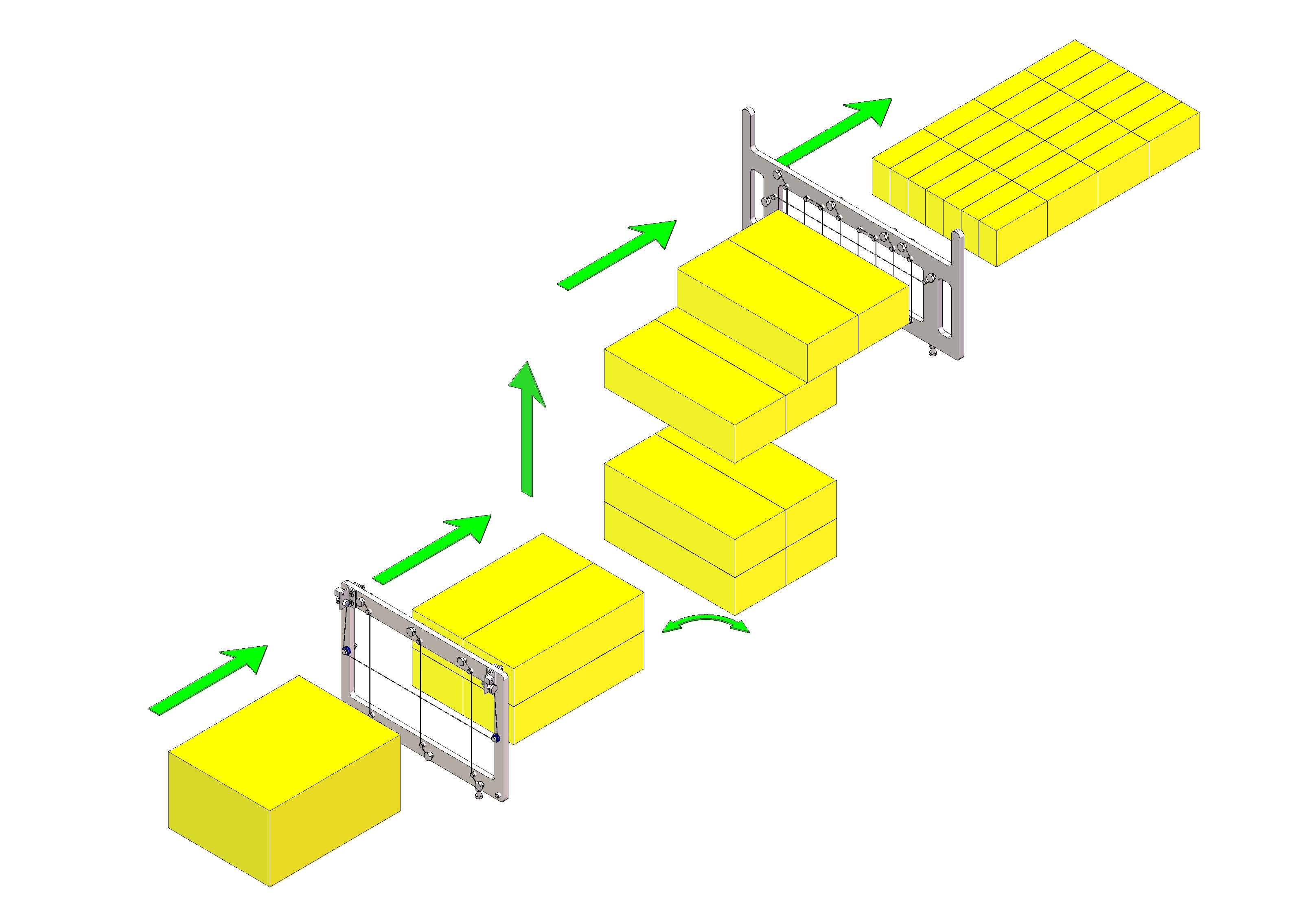 EC23 product flow diagram