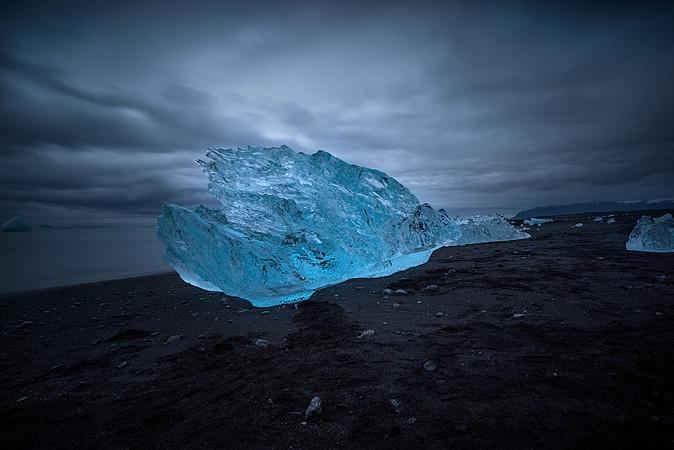 - BLUE ICE -