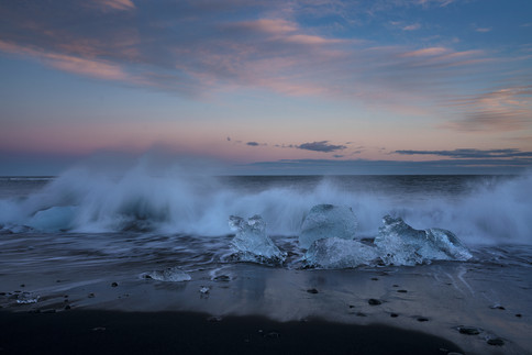 - ICE AND WAVES -