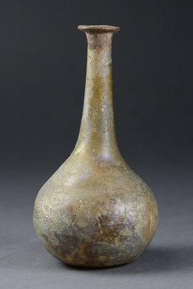 Ancient Roman Glass Flask