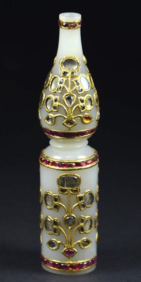 Mughal Jade Hookah Mouthpiece